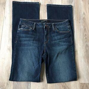Joe's Jeans 31 bootcut blue jeans